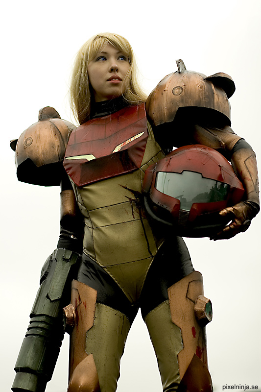 Jenni @ Metroid Cosplay [best of]