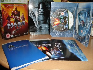 Mass Effect: Limited Collectors Edition (X360)