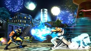 Wolverine vs Ryu MvC3