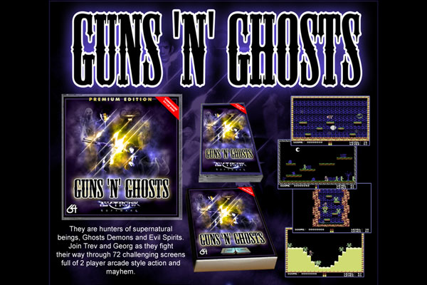 Guns'n Ghosts