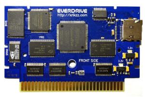 EverDrive N8 - a stílusos, egyedi burkolat még hiányzik