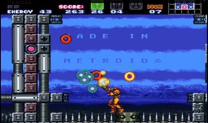 Super made in Metroid: Attack of the Rinkas