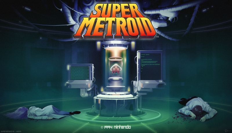 Super Made In Metroid: Attack of Rinkas