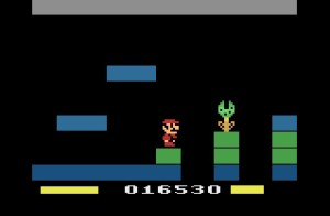 Princess Rescue - Atari 2600