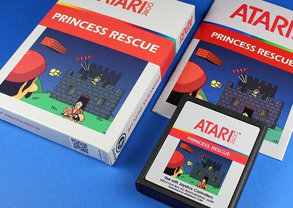 Super Mario Bros. [Atari 2600]
