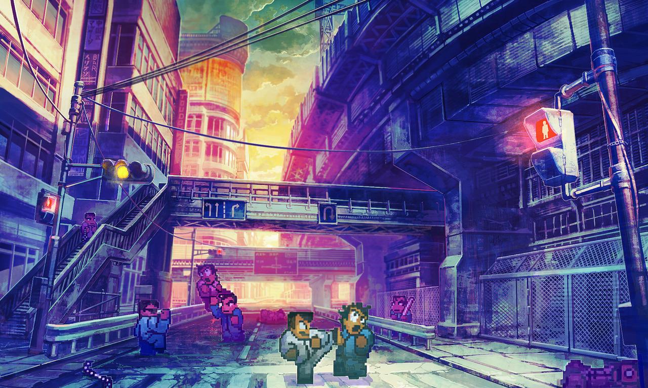 River City Ransom 2.0