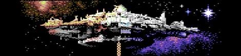 Cosmic Ark - Atari 2600