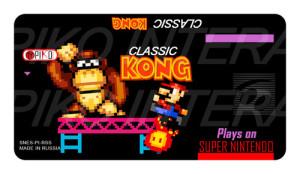Classic Kong SNES