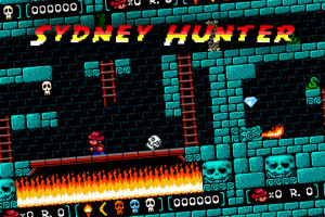 Sydney Hunter NES