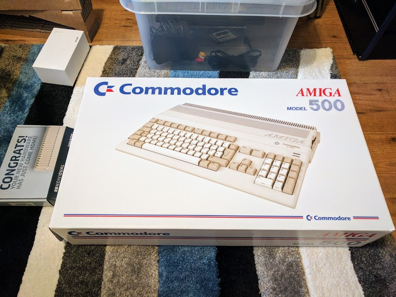 Amiga 500: egy kis plusz