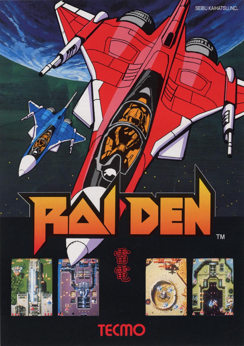 Raiden [Tecmo]