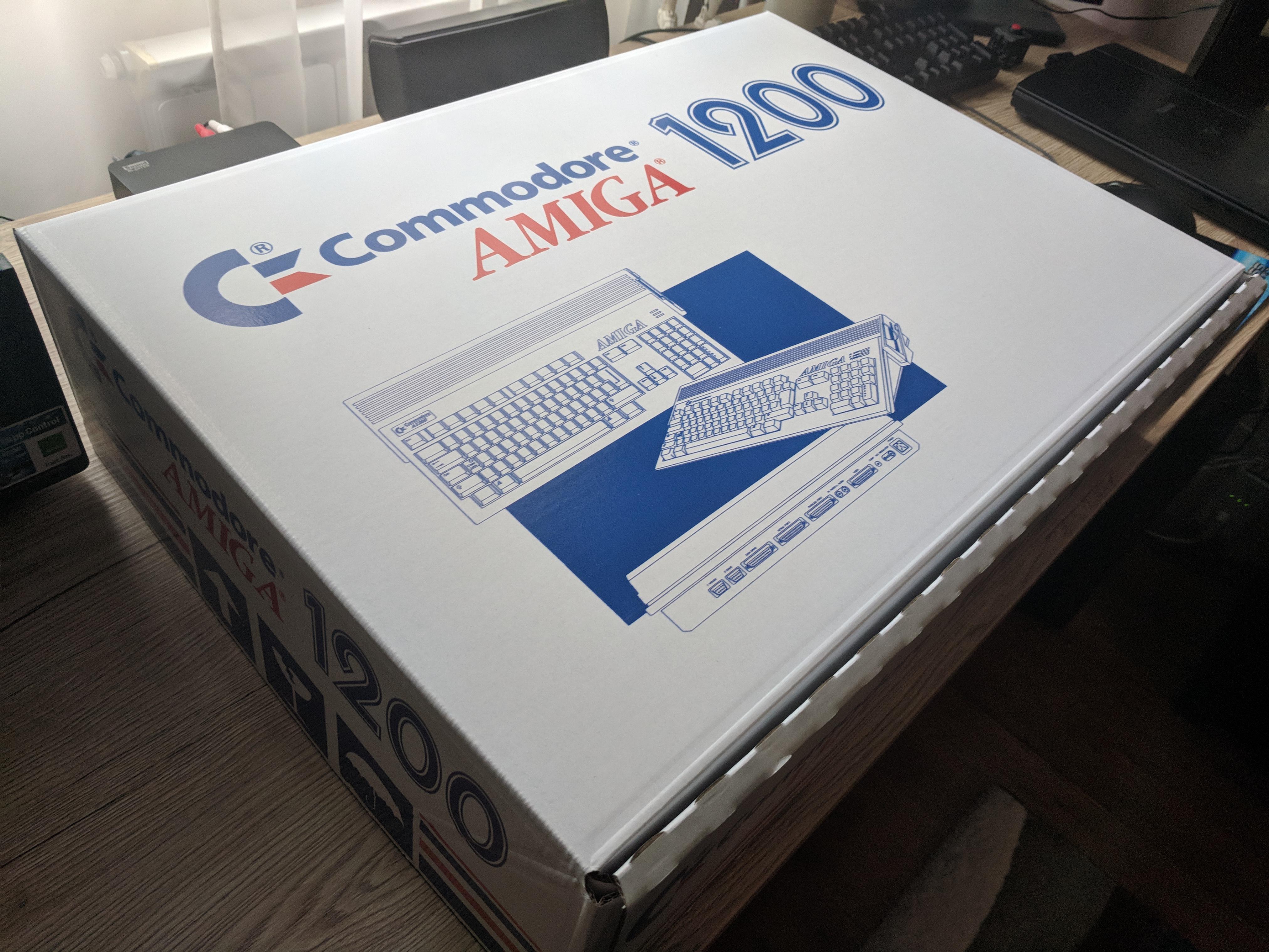 Amiga 1200: A spanyol barátnő
