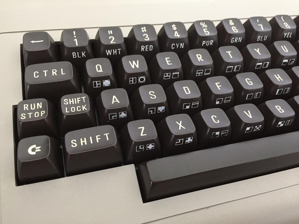 6. A Commodore 64 projekt: visszatérés! [2018]