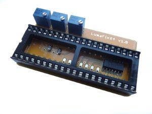 Commodore 64 lumafix64